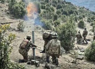 पाकिस्तानी गोलाबारी