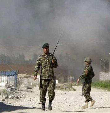 अफगानिस्तान में तालिबानी