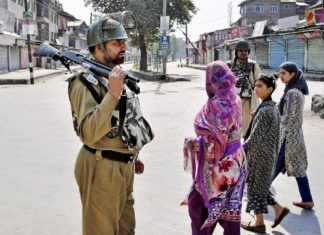 जम्मू–कश्मीर पर संयुक्त राष्ट्र की रिपोर्ट